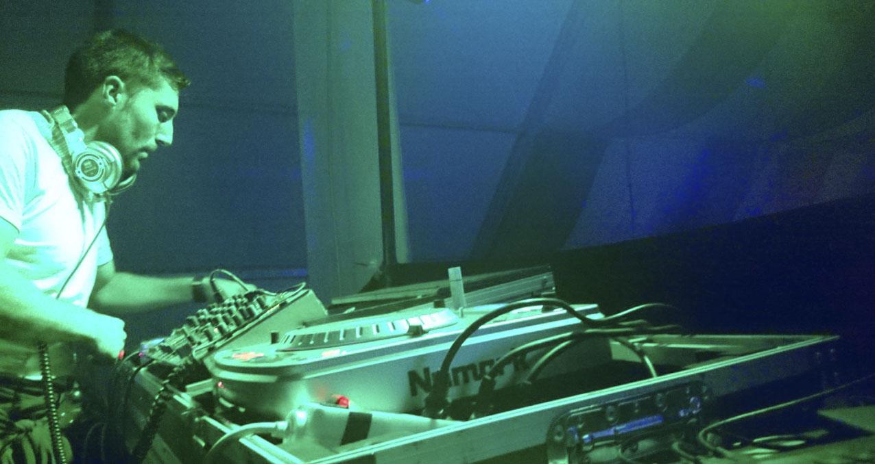 Diskodantza DJ